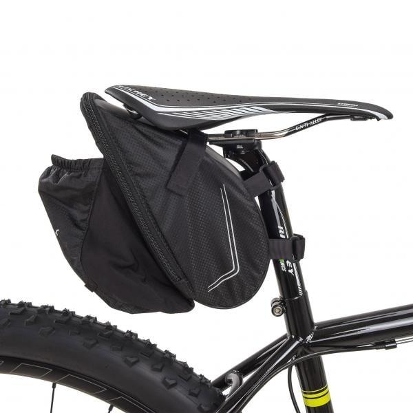 how to make bike saddle bag