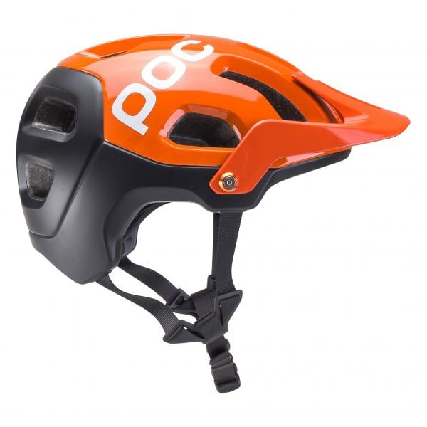 poc tectal helmet orange 2017 probikeshop. Black Bedroom Furniture Sets. Home Design Ideas
