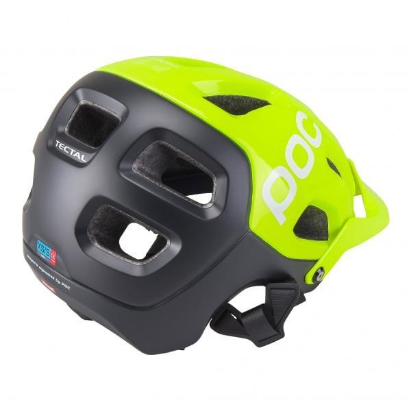 POC TECTAL Helmet Yellow