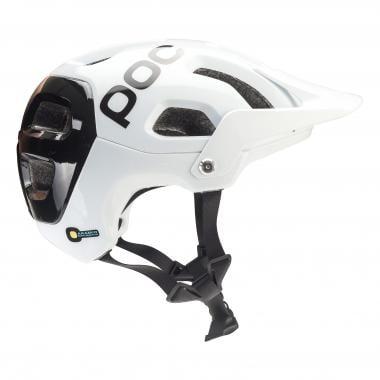 Casque VTT POC TECTAL RACE SPIN Blanc/Noir