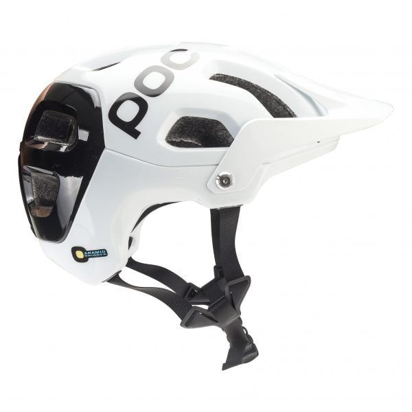 POC Tectal Race Spin VTT Cyclisme casque Blanc Taille XS//SM