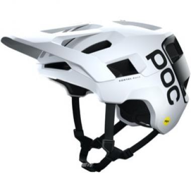 Casque VTT POC KORTAL RACE MIPS Blanc/Noir Mat 2021