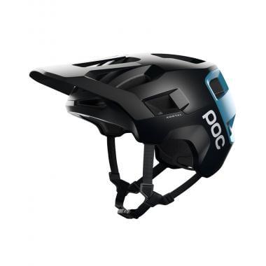 Casque VTT POC KORTAL Noir/Bleu Mat 2021