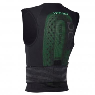 POC SPINE VPD 2.0 Sleeveless Body Armor Suit Black