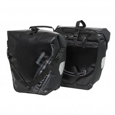 Paire de Sacoches de Porte-Bagages ORTLIEB BACK ROLLER CLASSIC DESIGN BLACK'N WHITE