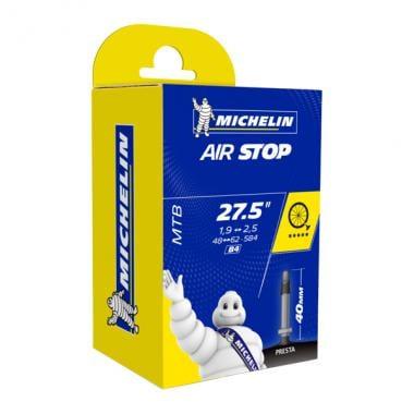 Chambre à Air MICHELIN AIRSTOP B4 27,5x1,90/2,50 Butyl Presta 40 mm