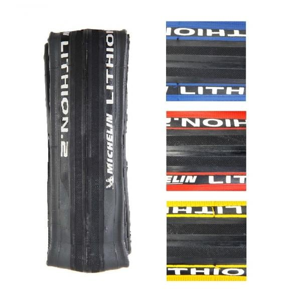 Pneu MICHELIN LITHION 2 700x23c Souple Probikeshop