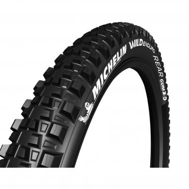 Pneu MICHELIN WILD ENDURO REAR COMPETITION LINE 27,5x2,40 Pinch Protection Gum-X3D Tubeless Ready Souple 632739