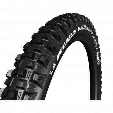 Pneu MICHELIN WILD ENDURO FRONT COMPETITION LINE 27,5x2,40 Magi-X² Tubeless Ready Souple 261598