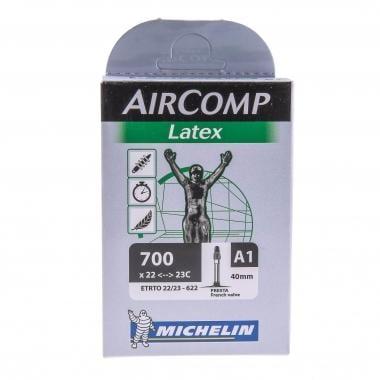 Cámara de aire MICHELIN A1 AIRCOMP LATEX 700x22/23c Presta 40 mm