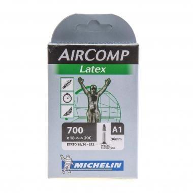 Cámara de aire MICHELIN A1 AIRCOMP LATEX 700x18/20c Presta 36 mm
