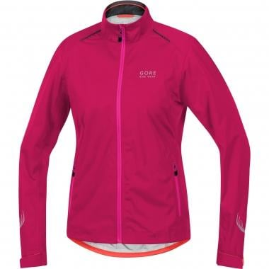 Giacca GORE BIKE WEAR ELEMENT GORE-TEX ACTIVE Donna Rosa