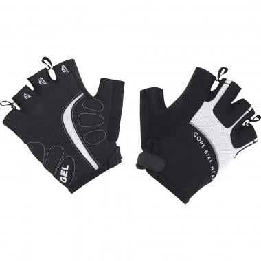 Guantes GORE BIKE WEAR POWER Mujer Blanco/Negro