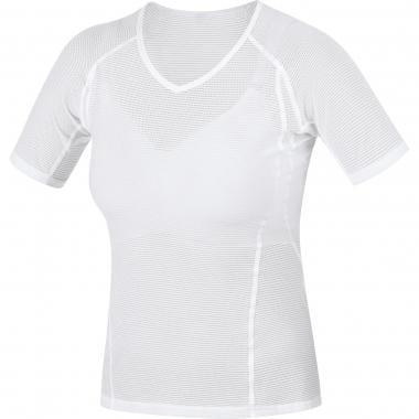 Camiseta GORE BIKE WEAR POLYVALENT Mujer Blanco