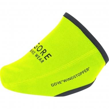 Cobre-Dedos GORE BIKE WEAR ROAD WINDSTOPPER Amarelo Fluo