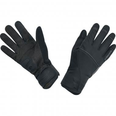 Guantes GORE BIKE WEAR ELEMENT URBAN WINDSTOPPER Negro
