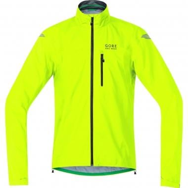 Giacca GORE BIKE WEAR ELEMENT GORE-TEX ACTIVE Giallo Fluo 2016