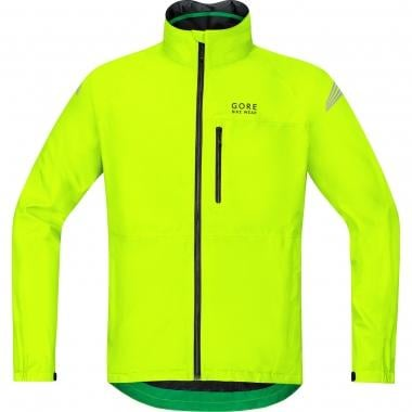 Giacca GORE BIKE WEAR ELEMENT GORE-TEX Giallo Fluo 2016