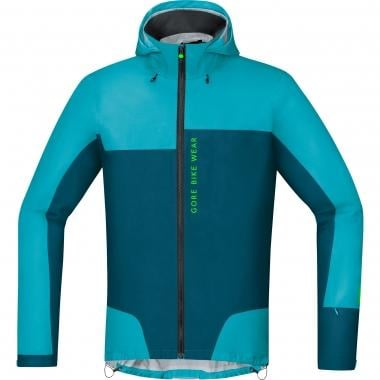 Veste GORE BIKE WEAR POWER TRAIL GORE-TEX ACTIVE Bleu