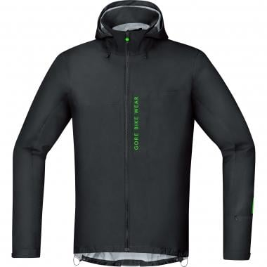Chaqueta GORE BIKE WEAR POWER TRAIL GORE-TEX ACTIVE Negro