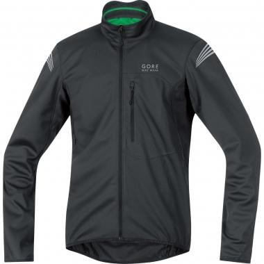 Veste GORE BIKE WEAR ELEMENT WINDSTOPPER SOFT SHELL Noir