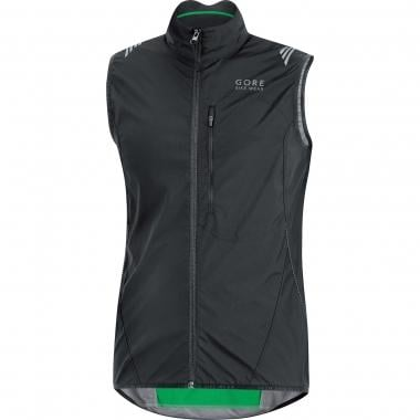 Colete GORE BIKE WEAR ELEMENT WINDSTOPPER ACTIVE SHELL Preto