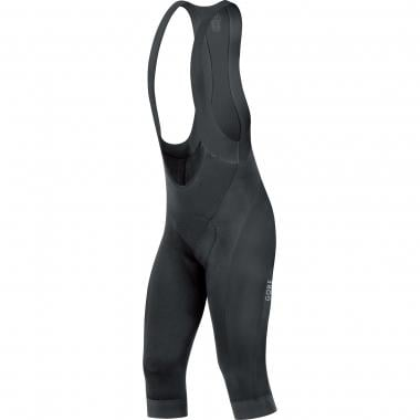 Culotte 3/4 con tirantes GORE BIKE WEAR POWER 3.0 Negro
