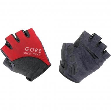 Guantes GORE BIKE WEAR ELEMENT Negro/Rojo 2017