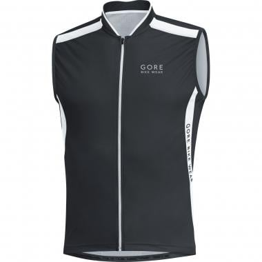Jersey GORE BIKE WEAR POWER 3.0 Sem Mangas Preto/Branco 2017