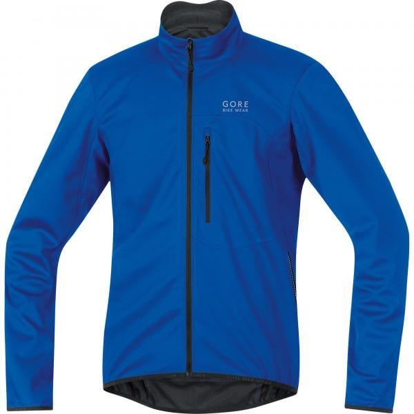 Wear E Gore Veste Bike Windstopper Probikeshop Shell Bleu Soft wqEvgA