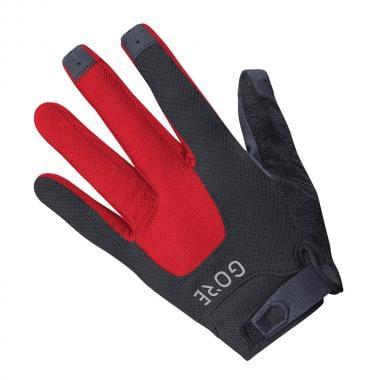 GORE WEAR C5 TRAIL Gloves Black/Red 2018