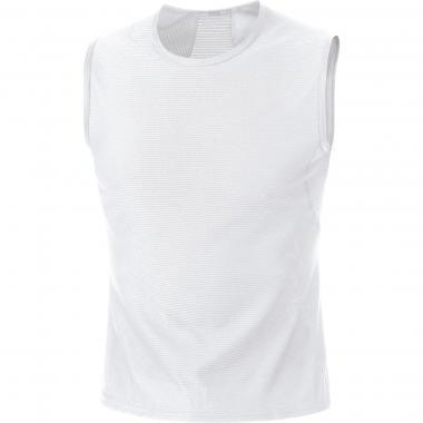 Sous-Vêtement Technique GORE WEAR POLYVALENT Sans Manches Blanc