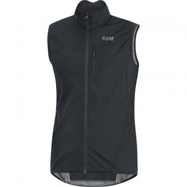 Gilet GORE WEAR C3 WINDSTOPPER LIGHT Noir