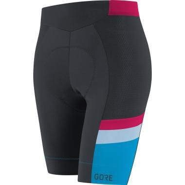 Pantaloncini GORE WEAR C7 CC Donna Nero/Blu