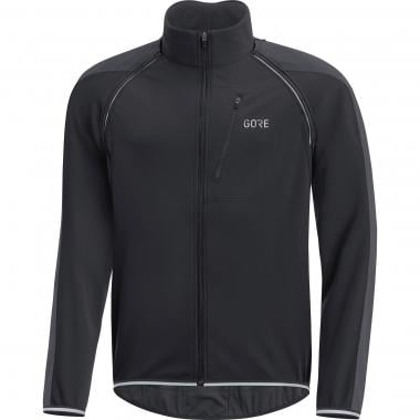 Veste GORE WEAR C3 PHANTOM WINDSTOPPER ZIP OFF Noir/Gris