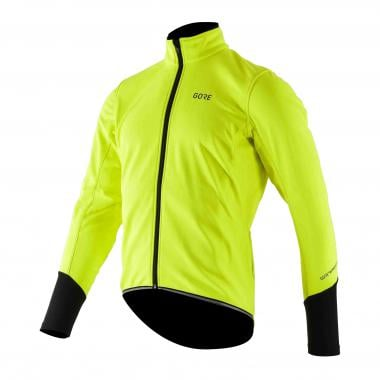 Veste GORE WEAR C5 WINDSTOPPER THERMO Jaune/Noir
