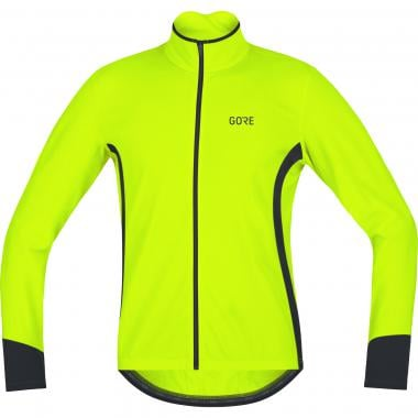 Maillot GORE WEAR C5 THERMO Manches Longues Jaune/Noir