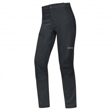 Pantalón GORE WEAR C5 WINDSTOPPER TRAIL 2IN1 Negro