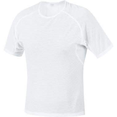 Sous-Vêtement Technique GORE WEAR POLYVALENT Manches Courtes Blanc 2019