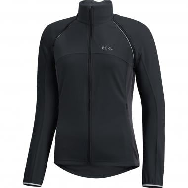 Veste GORE WEAR C3 PHANTOM WINDSTOPPER ZIP OFF Femme Noir 2019
