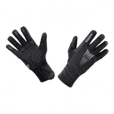 GORE BIKE WEAR XENON THERMO WINDSTOPPER SOFT SHELL Gloves Black