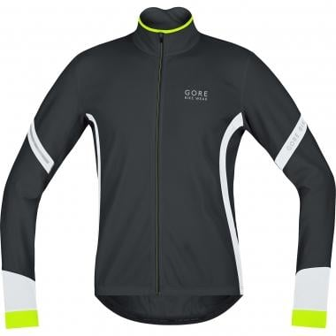 Maillot GORE BIKE WEAR POWER 2.0 THERMO Magas largas Negro/Blanco