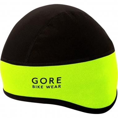 Bonnet GORE BIKE WEAR UNIVERSAL WINDSTOPPER SOFT SHELL Jaune Fluo/Noir