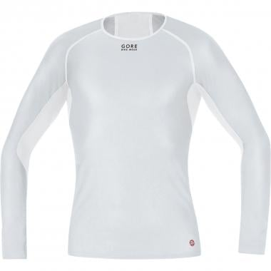 Maillot GORE BIKE WEAR BASE LAYER WINDSTOPPER  Mangas largas Gris