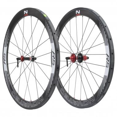 Par de ruedas NOVATEC R5 Para tubulares 2016