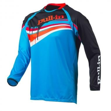 Maillot PULL IN MTB Mangas largas Azul