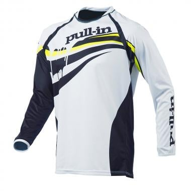 Maillot PULL IN MTB Mangas largas Negro