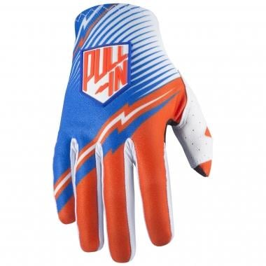 Guantes PULL IN CHALLENGER Azul/Naranja 2017