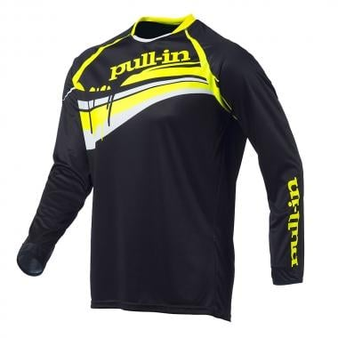 Maillot PULL IN MTB Manches Longues Noir