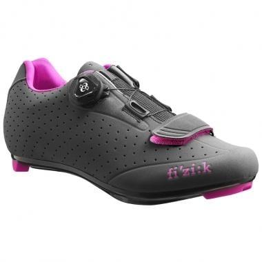 Chaussures Route FIZIK R5B Femme Gris/Rose